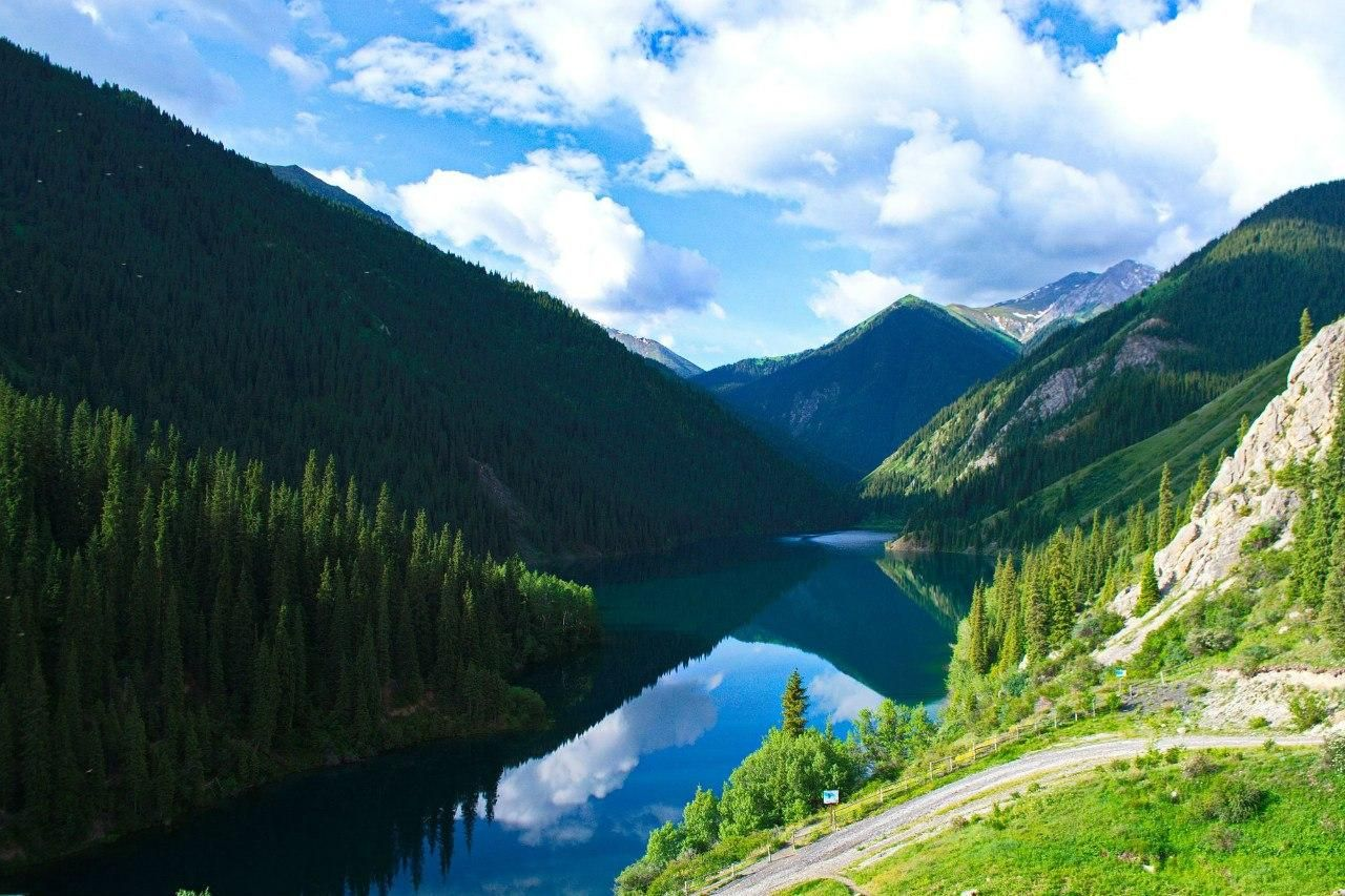 Кольсайские озера, Кольсай